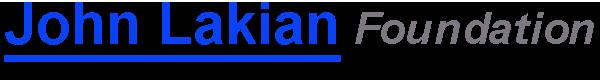 John Lakian | John Lakian Foundation